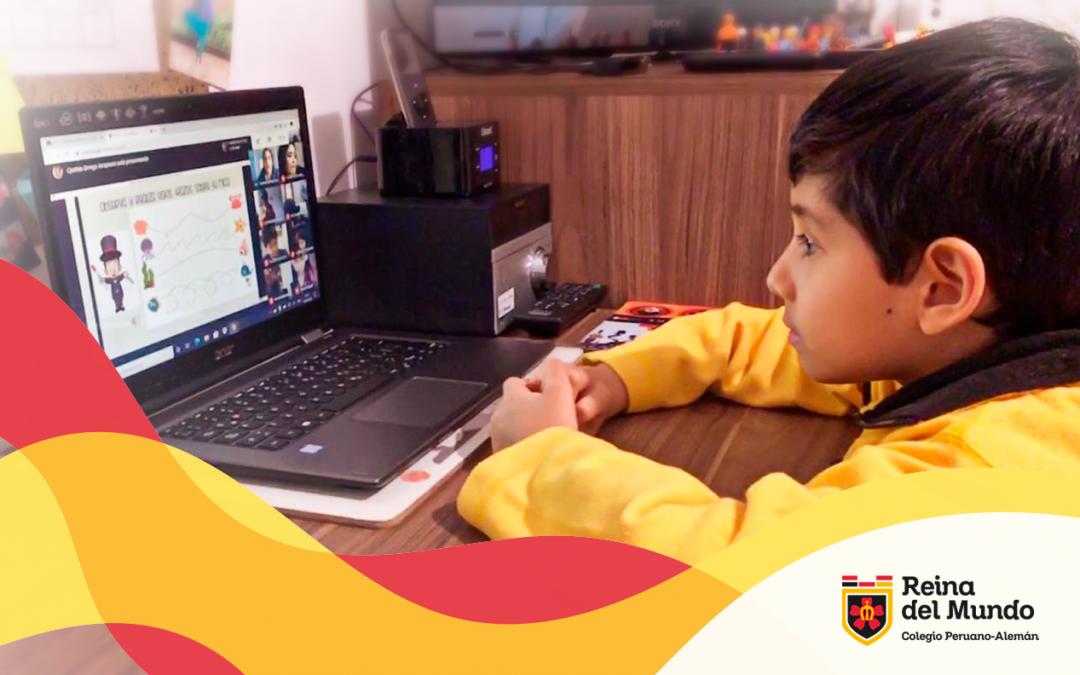 Conoce la importancia del desarrollo afectivo en tiempos de educación virtual