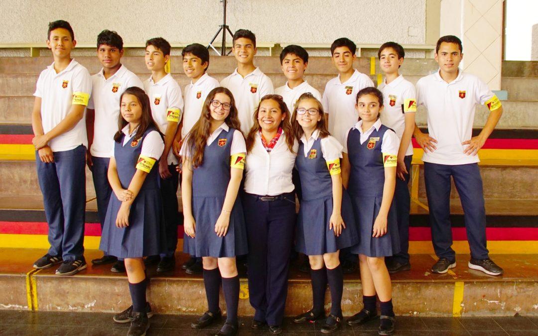 Colegio Peruano Alemán Reina del Mundo de Perú consigue el quinto puesto en el I Certamen Internacional de Cortometrajes de Climántica patrocinado por la UNESCO y enmarcado en ERASMUS+